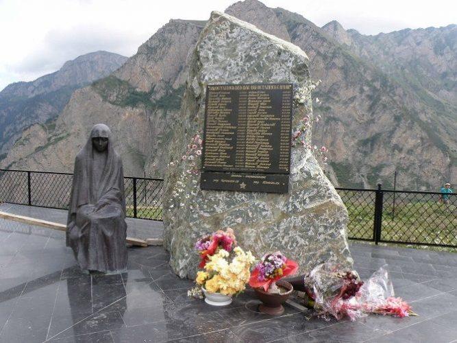 памятник бодрову младшему