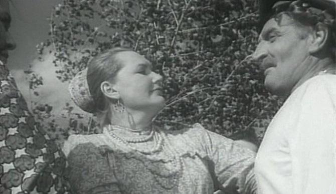 Кадр из фильма «Когда казаки плачут» (1963)
