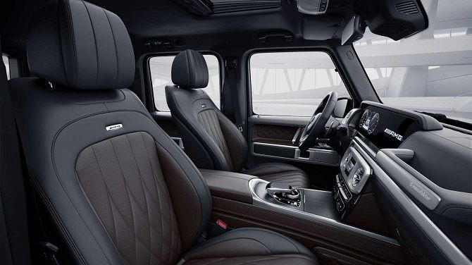 Модель Mercedes-AMG G63