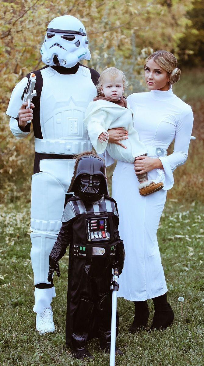 детские костюмы на Хэллоуин 2019