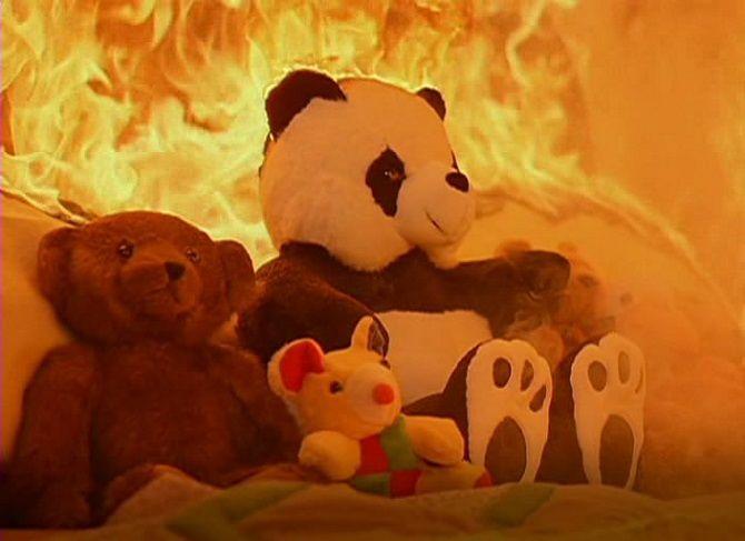 Кадр из фильма «Суперпожар» (2002)