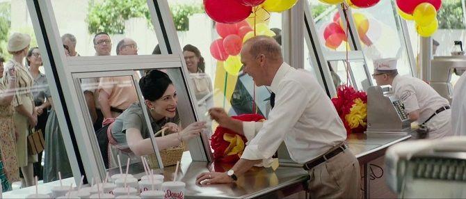 первые McDonald's