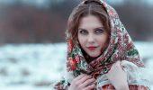 праздник покрова девушка в платке