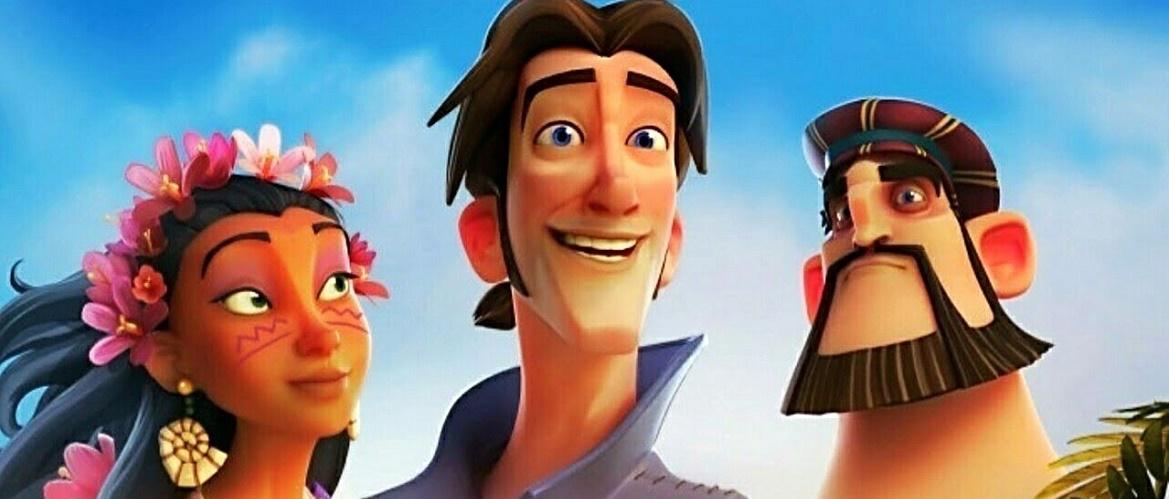 Мультфильм «Кругосветное путешествие Элькано и Магеллана»: приключения в поисках новых земель