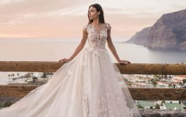Модні весільні сукні осінь-зима 2019-2020, які зведуть з розуму всіх наречених