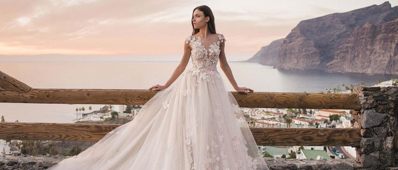 Модные свадебные платья осень-зима 2020-2021, от которых сносит крышу