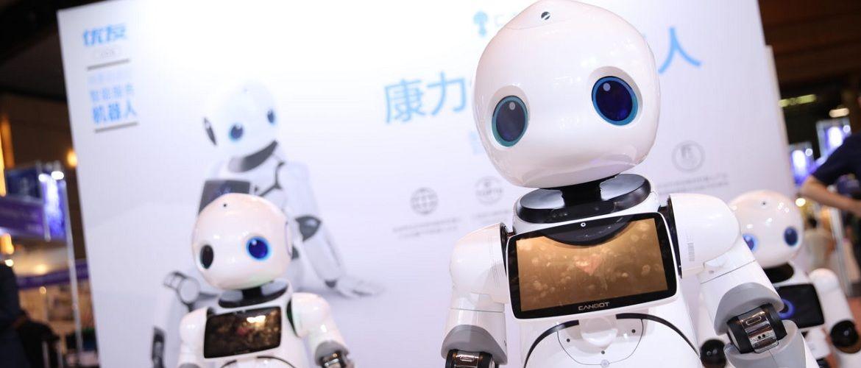 Окуляри з Bluetooth, робот-учитель і розумна тростина з GPS: новинки електронної виставки Hong Kong Electronics Fair 2019