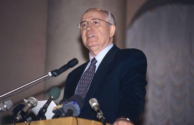 Михаил Горбачев «Наедине с собой»