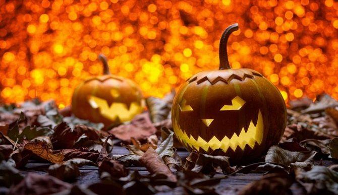 идеи рецептов на Хэллоуин