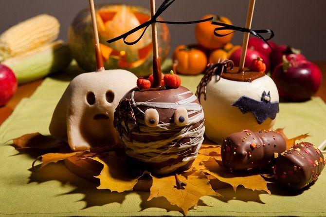 идеи сладостей на Хэллоуин