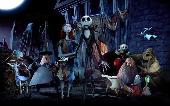 фильм «Кошмар перед Рождеством» (1993)