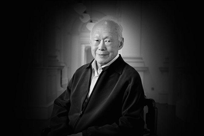 Ли Куан Ю «Из третьего мира в первый»
