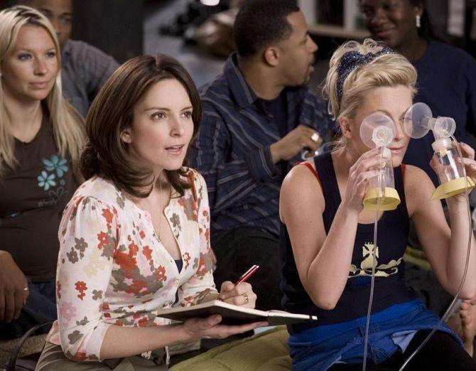 Кадр з фільму «Ой, мамочки» (2008)