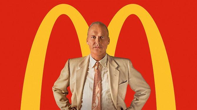 Фильм о создателе империи McDonald's – «Основатель