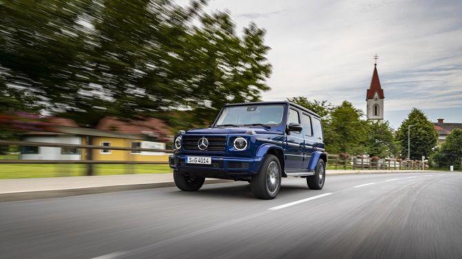 Mercedes-Benz G 400d