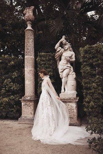 Накидка невесте