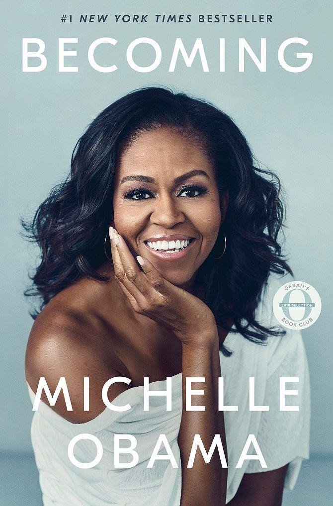 Мішель Обама. «Становлення. Моя історія »(Becoming)