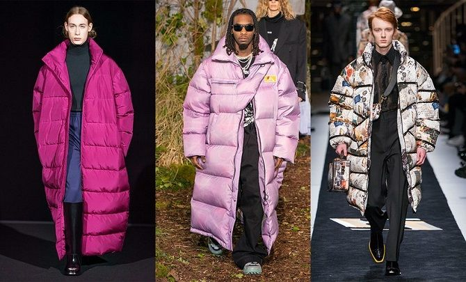 оверсайз мужские куртки осень-зима 2019-2020