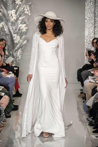пальто невесты