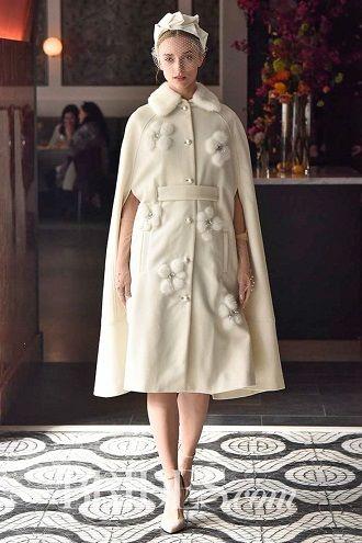 пальто на весілля