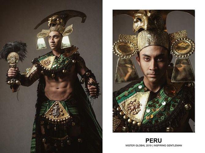 Мистер Перу