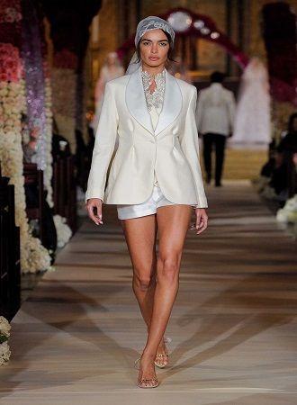 модный свадебный пиджак