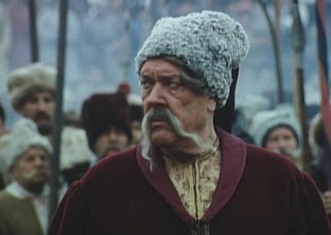 Кадр из фильма «Черная рада» (2001)