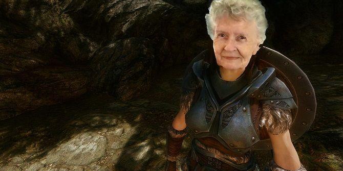 Ширли Карри – бабушка-геймер