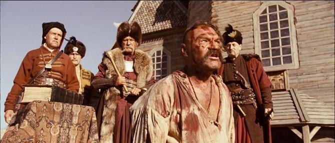 Кадр из фильма «Тарас Бульба» (2009)