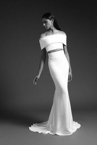 трендова весільна сукня