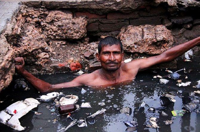 бедняки индии
