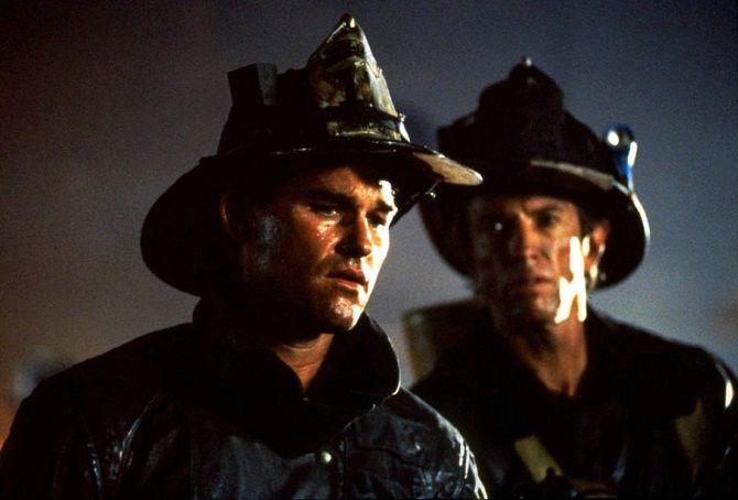 Кадр з фільму «Зворотна тяга» (1991)