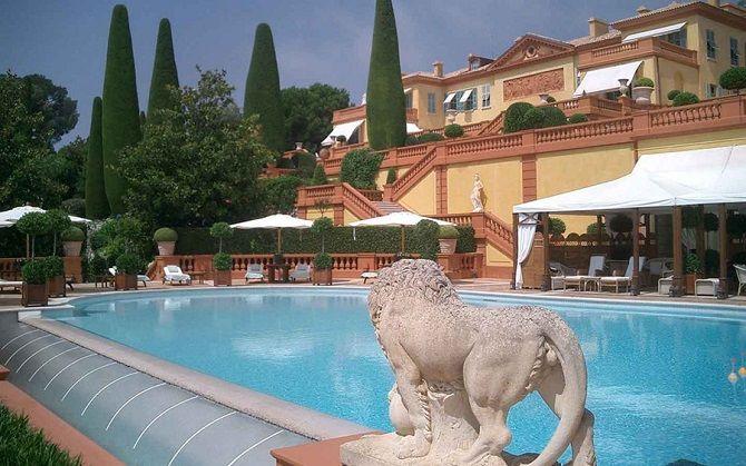 вилла Villa Leopolda