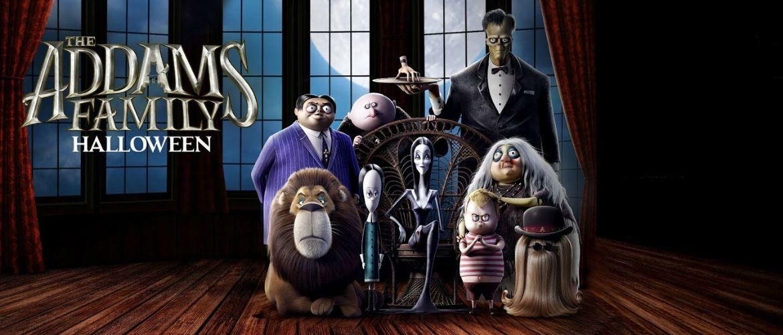 Анимационный фильм «Семейка Аддамс»:  известные родственнички снова возвращаются, а странности только приветствуются…