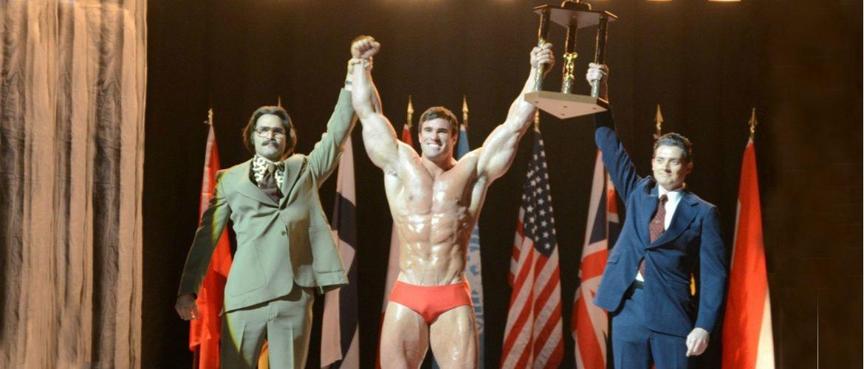 Фільм «Містер Олімпія»: народження легенди (від фітнесу до великого успіху)