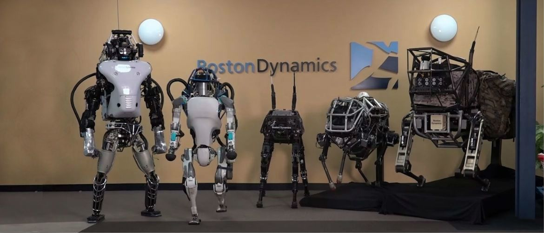 Boston Dynamics разрабатывает роботов, которые уже собрали миллионные просмотры в YouTube