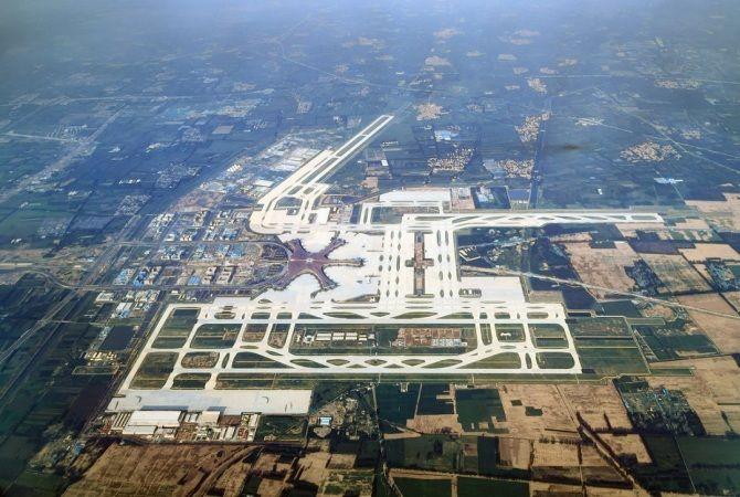 Международный аэропорт Дасин китай