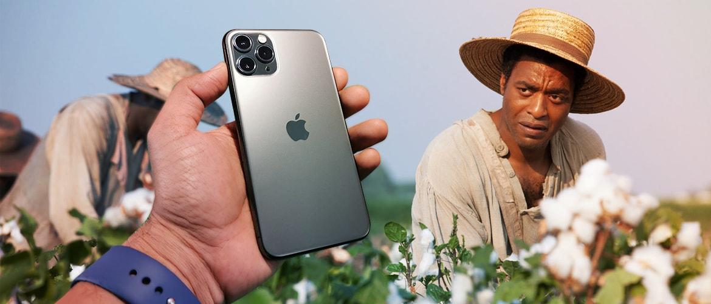 Индекс iPhone: сколько дней нужно работать людям разных стран, чтобы заработать на iPhone 11 Pro
