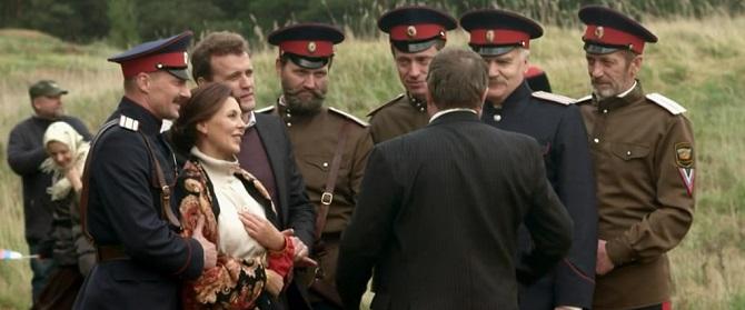 Кадр из фильма «Казак» (2011)
