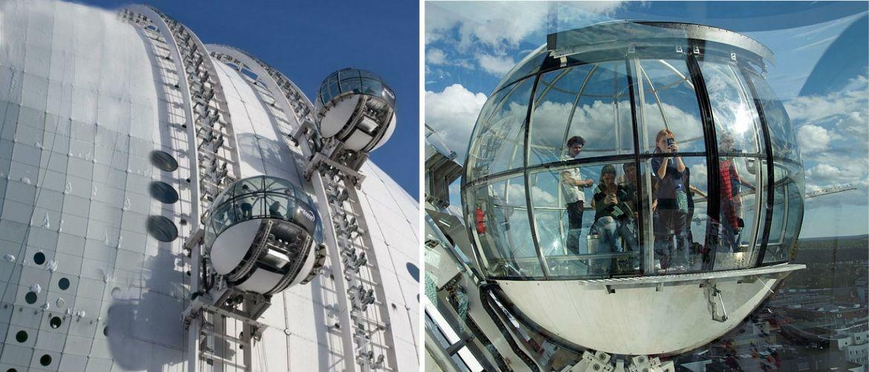 Топ-7 найбільш вражаючих ліфтів світу: піднятися до небес тепер реально!