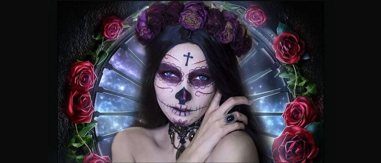 Страшно красиво: идеи жутких образов макияжа на Хэллоуин 2020