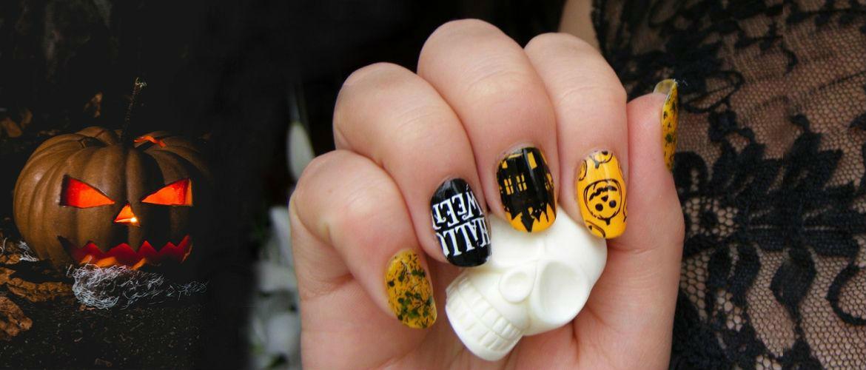 Маникюр на Хэллоуин 2021: потрясающе жуткие идеи дизайна ногтей