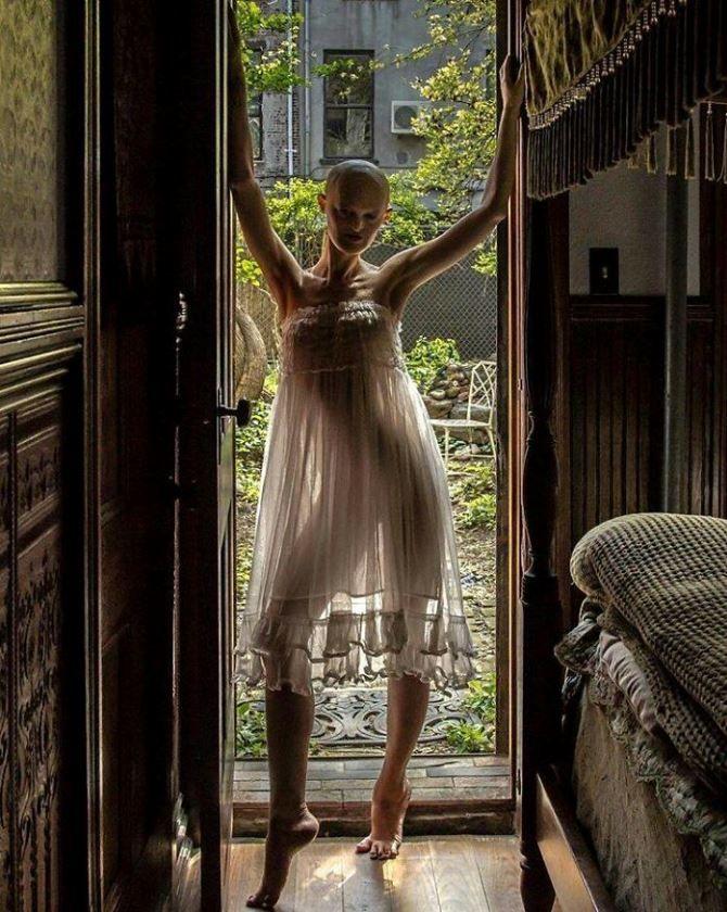 модель Мелани Гайдос