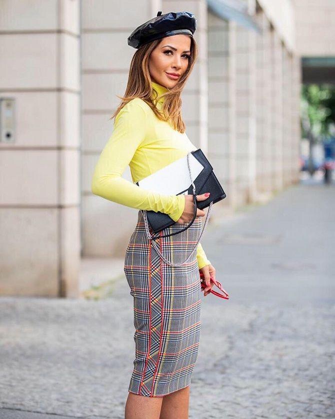 модные осенние образы для женщин после 40
