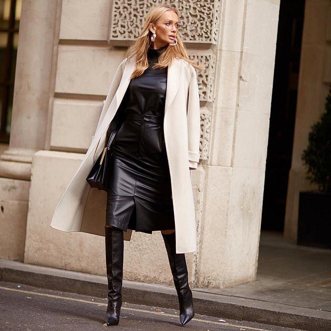 Все тільки починається: 40 модних осінніх образів 2020 року для жінок після 40 4