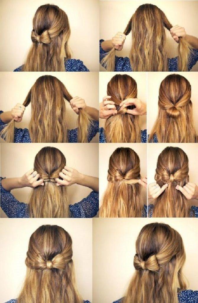 как заплести волосы пошагово