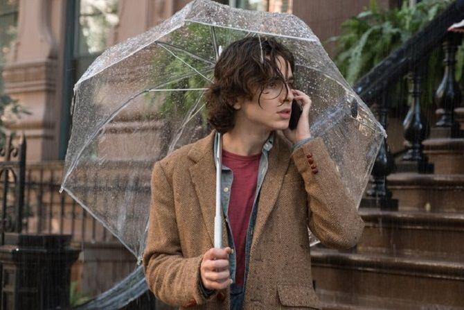 Мелодрама «Дождливый день в Нью-Йорке