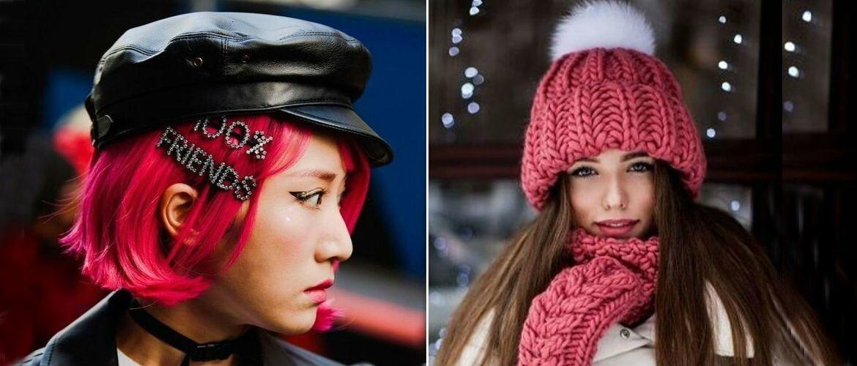 Модные шапки осень-зима 2020-2021: фотообзор лучших моделей