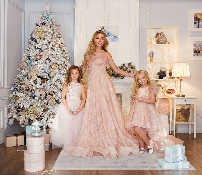 кольори для новорічного вбрання