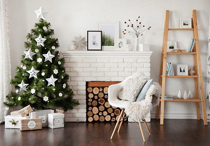 Как украсить комнату на Новый год 2021: лучшие идеи новогоднего декора 9